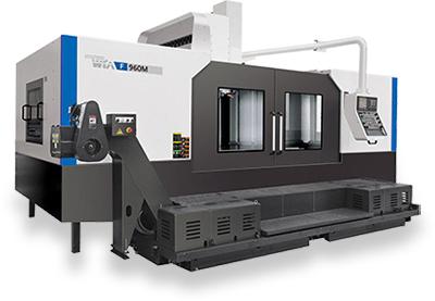 Hyundai WIA F960B vertical machining center