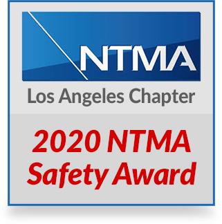 ntma 2020 safety award